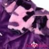 Комбинезон Фиолетовая шубка теплый для собак породы йоркширский терьер, мальтезе, чихуахуа, шпиц, ши-тцу, папильон, пекинес, той пудель, пинчер, фокстерьер, цвергшнауцер, кокер спаниель