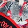 Комбинезон Красные перья зимний для собак породы йоркширский терьер, мальтезе, чихуахуа, шпиц, ши-тцу, папильон, пекинес, той пудель, пинчер, фокстерьер, цвергшнауцер, кокер спаниель