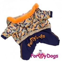 Комбинезон ОранжКам зимний для собак