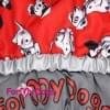 Дождевик 101 далматинец непромокаемый для собак породы йоркширский терьер, мальтезе, чихуахуа, шпиц, ши-тцу, папильон, пекинес, той пудель, пинчер, фокстерьер, цвергшнауцер, кокер спаниель