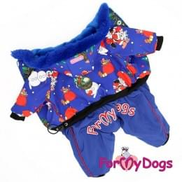 Комбинезон MerrySanta зимний для собак