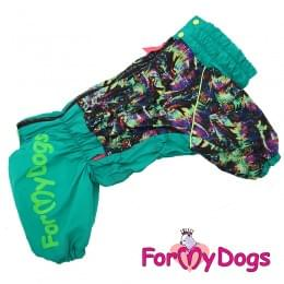 Комбинезон GreenPict теплый для собак