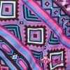 Комбинезон Розовая мозаика утепленный для собак породы мопс, французский бульдог, бигль, джек рассел, шарпей, амстафф, бультерьер, лабрадор, далматин, боксер, доберман, кане корсо, колли, овчарка, риджбек, хаска