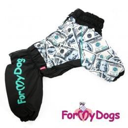 Комбинезон Dollars теплый для собак