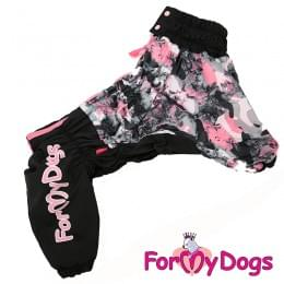 Комбинезон ForMyDogs теплый для собак