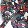 Куртка Снупики зимняя для собак породы мопс, французский бульдог, бигль, вест хайленд терьер, джек рассел, кокер спаниэль, фокстерьер, цвергшнауцер, шарпей, шотландский терьер, пудель, амстафф, бультерьер, лабрадор, ретривер