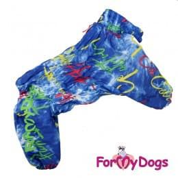 Комбинезон Colors теплый для собак