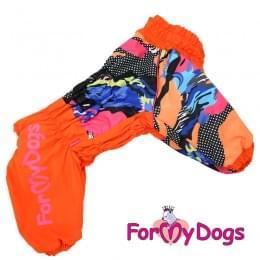 Комбинезон LuckyOrange теплый для собак