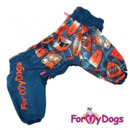 Комбинезон GoodBoy теплый для собак