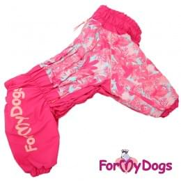 Комбинезон LuckyPink теплый для собак