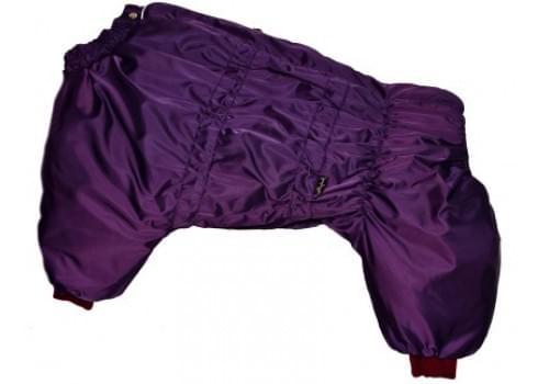 Комбинезон ViolGirl теплый для собак породы лабрадор, ретривер, далматин, боксер, доберман, кане корсо, колли, овчарка, риджбек, хаски