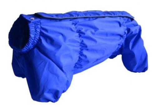 Дождевик Корги JackyDog осенний для собак породы вельш корги