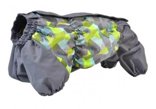 Дождевик Корги Jacky непромокаемый для собак породы вельш корги