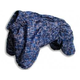 Комбинезон BluePauchek демисезонный на флисе для собак