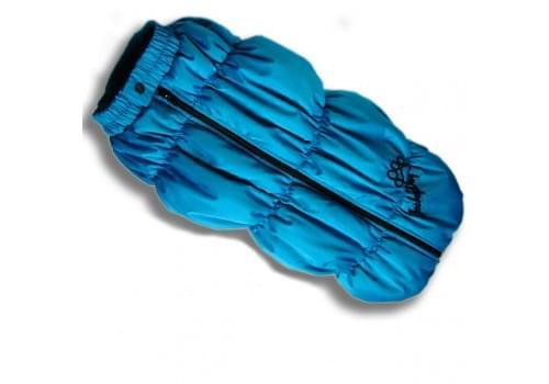 Жилет Dog J BigBlue для амстаффа, бультерьера, шарпея