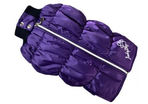Жилет JackyDog Violet на девочку для мопса, французского бульдога, английского бульдога