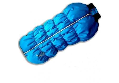 Жилет Dog J Blue для мопса, французского бульдога, английского бульдога