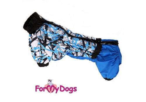 Комбинезон BlueTaksa теплый для собак породы такса