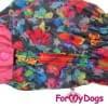 Комбинезон FialkaTaksa теплый для собак породы такса