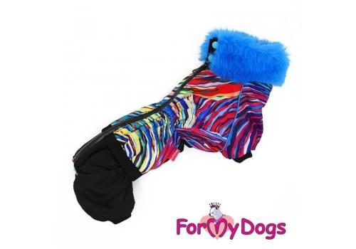 Комбинезон VolnaTaksa утепленный для собак породы такса