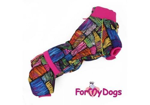 Комбинезон UltraTaksa утепленный для собак породы такса