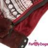 Комбинезон DivorceTaksa зимний для собак породы такса