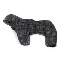 Комбинезон GreyCarry зимний с капюшоном для собак