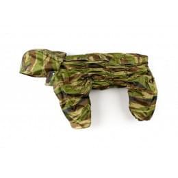 Дождевик Masca непромокаемый с капюшоном для собак
