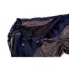 Дождевик Серый глянец осенний для собак породы лабрадор, ретривер, далматин, боксер, доберман, кане корсо, колли, овчарка, риджбек, хаска