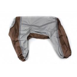 Дождевик Tuman непромокаемый для собак