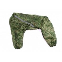 Дождевик Boss Green непромокаемый для собак.