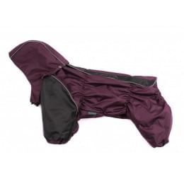Дождевик ViolDrag c капюшоном для собак