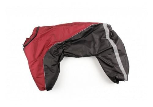 Комбинезон Bordo c теплый на синтепоне для собак породы амстафф, бультерьер, некрупный далматин, шарпей, колли