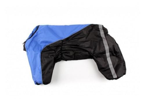Комбинезон Миэль теплый на синтепоне для собак породы амстафф, бультерьер, некрупный далматин, шарпей, колли