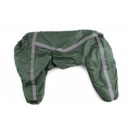 Комбинезон Green утепленный на синтепоне для собак