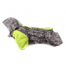 Комбинезон Imid теплый на синтепоне и флисе с капюшоном для собак
