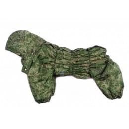 Комбинезон Carry зимний на синтепоне с капюшоном для собак