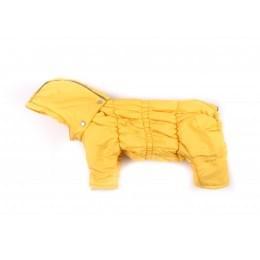 Дождевик WindOneKing осенний с капюшоном для собак