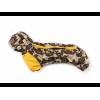 Комбинезон Columbus зимний на синтепоне и флисе с капюшоном для собак породы такса и вельш корги