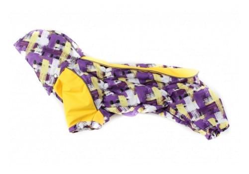 Комбинезон Royaly зимний на синтепоне и флисе с капюшоном для собак породы такса и вельш корги