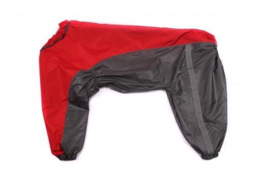 Дождевик ГрандРедБиг демисезонный для собак породы доберман, кане корсо, овчарка, риджбек