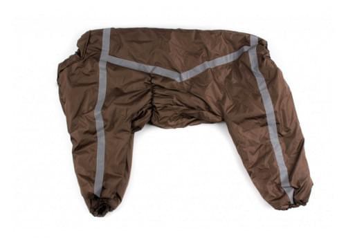 Комбинезон BrownKing теплый на синтепоне для собак породы лабрадор, ретривер, далматин, боксер, доберман, кане корсо, овчарка, риджбек, хаски