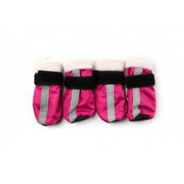 Ботиночки Розовые ZA