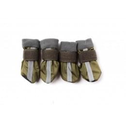 Ботиночки Зеленые ZA