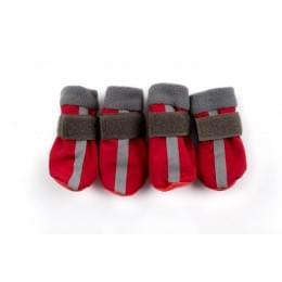 Ботиночки Красные ZA