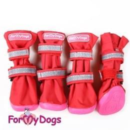 Ботиночки Красные
