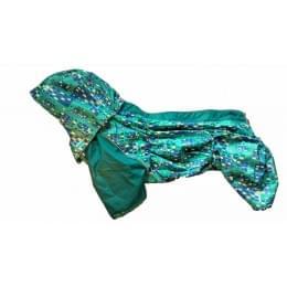 Дождевик Maritime непромокаемый с капюшоном для собак