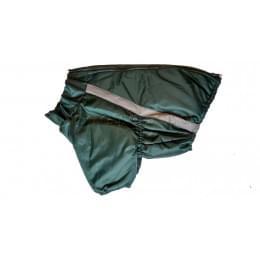 Куртка Зеленая Классика на флисе и синтепоне