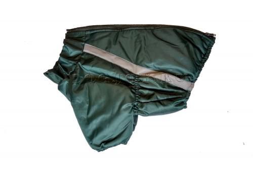 Куртка Зеленая Классика для мопса, французского бульдога, бигля, вест хайленд терьера, джек рассела, кокер спаниэля, фокстерьера, цвергшнауцера, шарпея, шотландского терьера, чау-чау