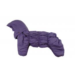 Комбинезон Liloday утепленный на синтепоне с капюшоном для собак